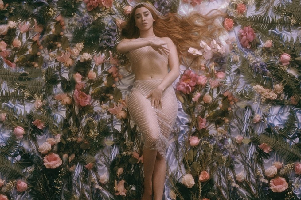 Praise. Goddess @LaurenJauregui blessed us with her new Aphrodite-inspired single #MoreThanThat https://t.co/LcEdoQDaQu