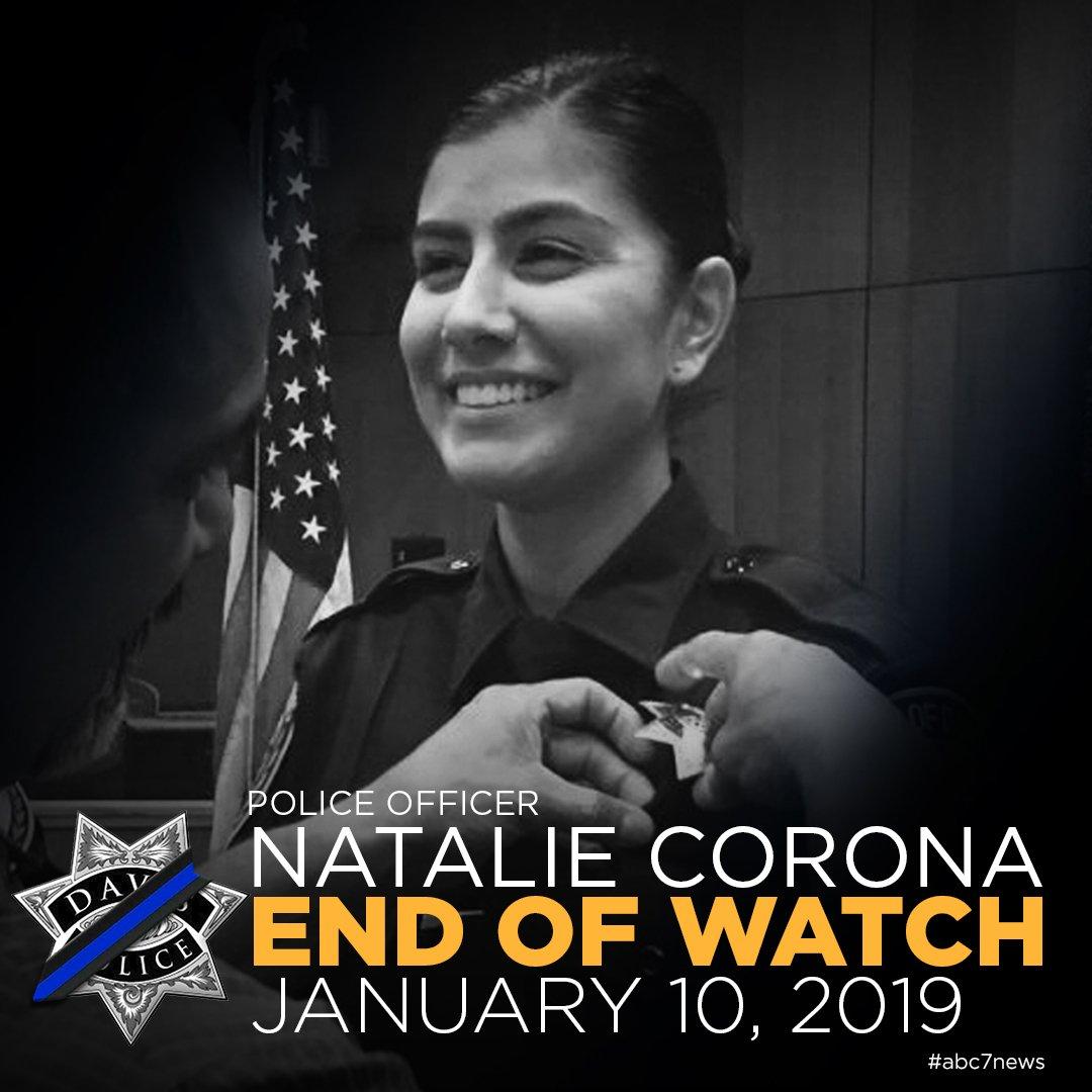 ABC7 Eyewitness News's photo on Officer Natalie Corona