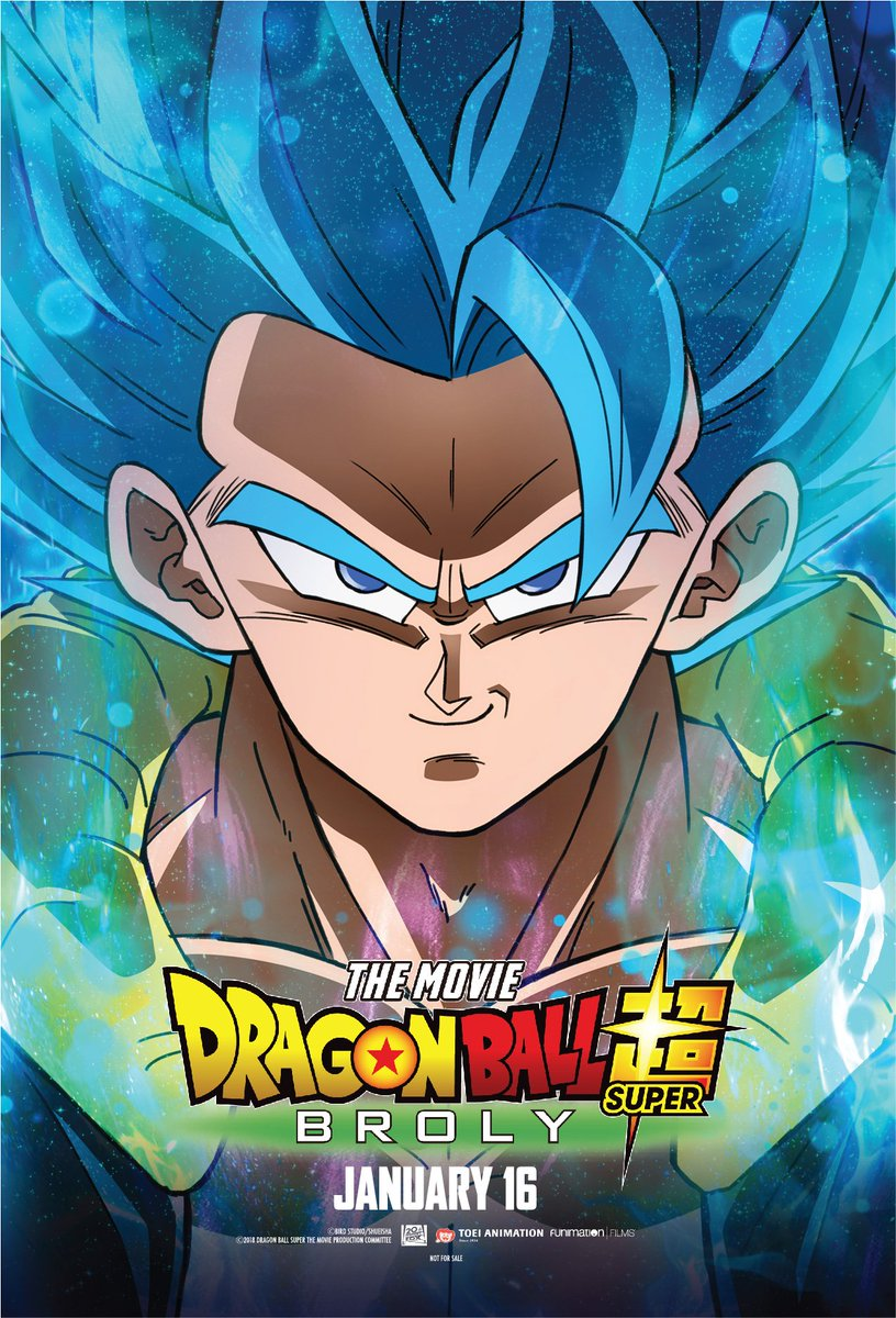 Dragon Ball Super's photo on Broly
