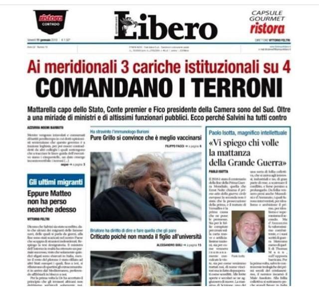 MillAnto's photo on #Feltri