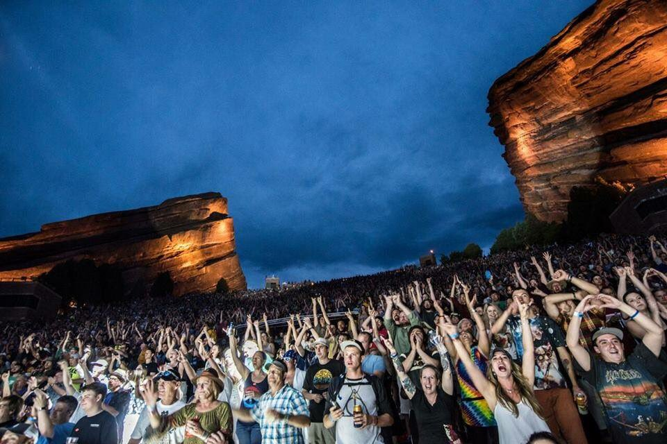 What tickets have you locked in for the 2019 season so far? #RedRocksCO #ThisCouldBeYou