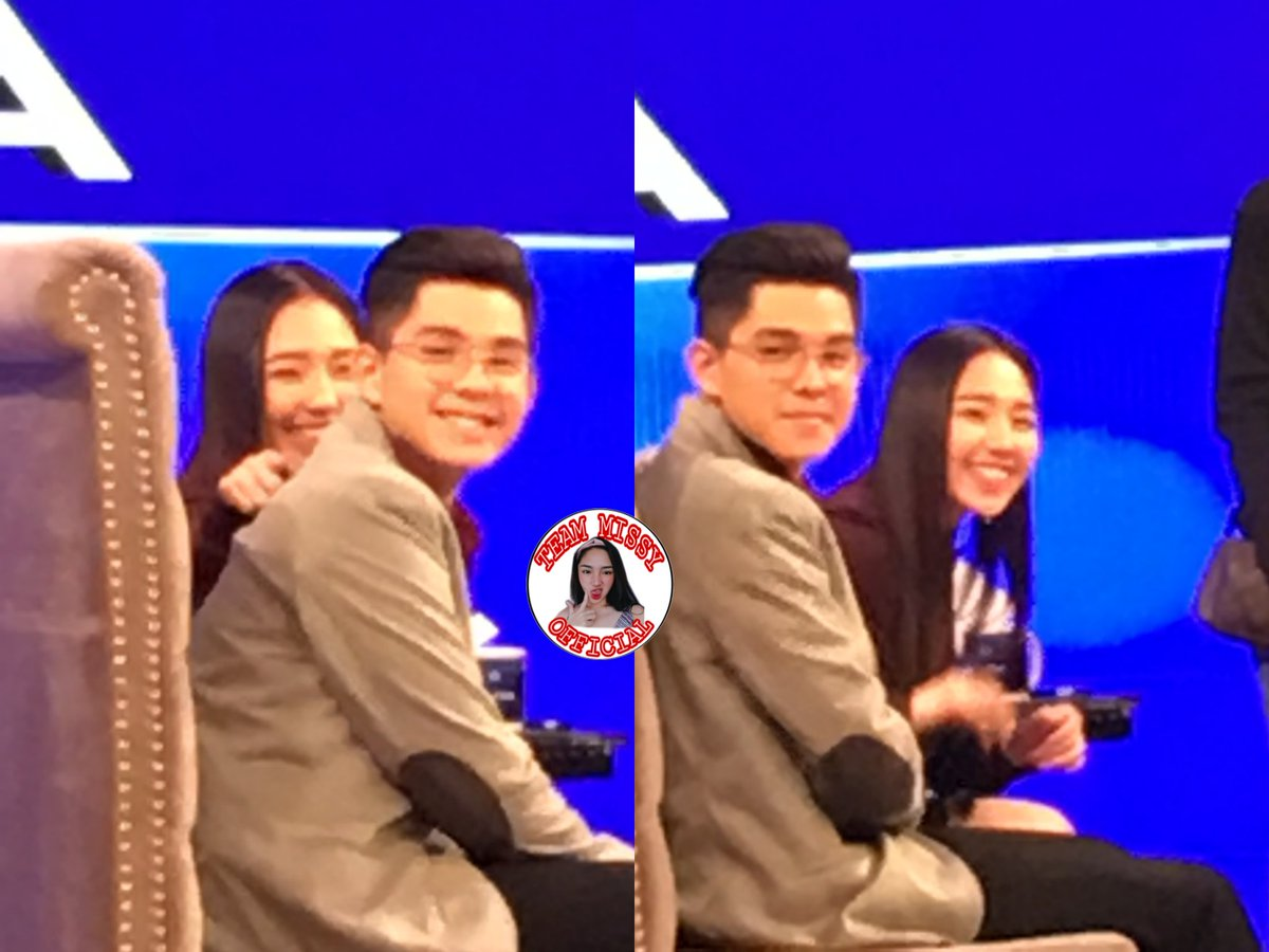 RT @OFCTeamMissy: Awe that smile tho! 😭😍  GianSsy are the cutest! @m_quinoo @FianGranco168 ❤  #TWBAGianAndMissy https://t.co/5GgGAItcYD
