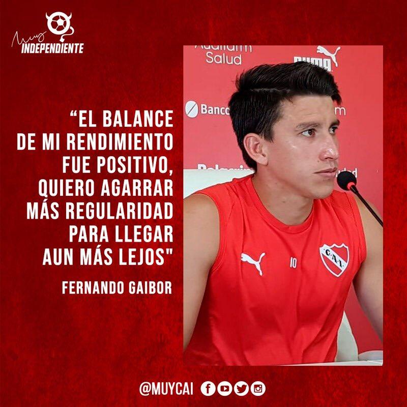 Muy Independiente's photo on Fernando Gaibor