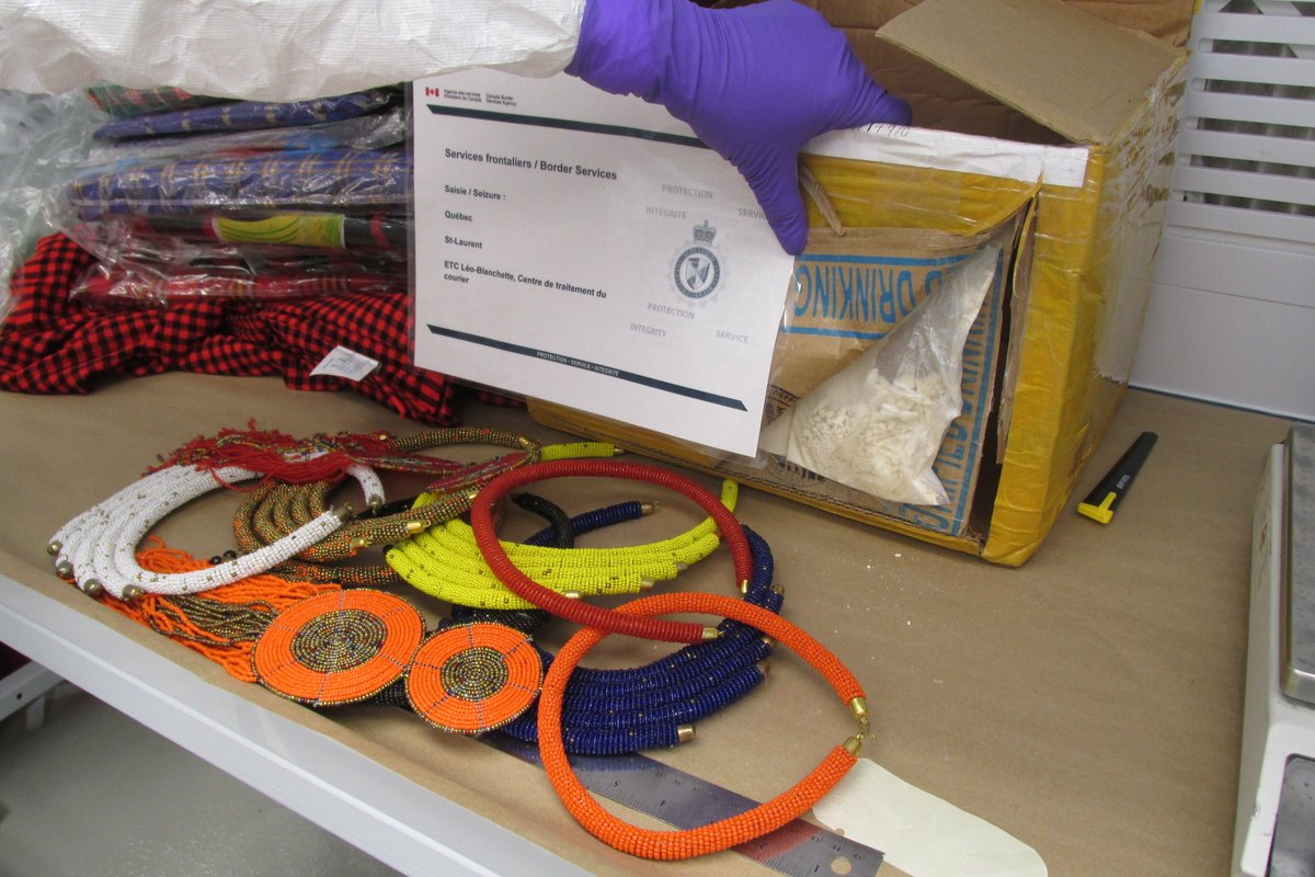 Canada Border Services Agency Canborder Twitter Hint Orange Extension Cords Are A Red Flag During Home Inspection Following Seizure Of 328g Heroin By Cbsa Officers At The Leo Blanchette Montreal Mail Processing Centre Rcmp Arrested 2 Individuals In
