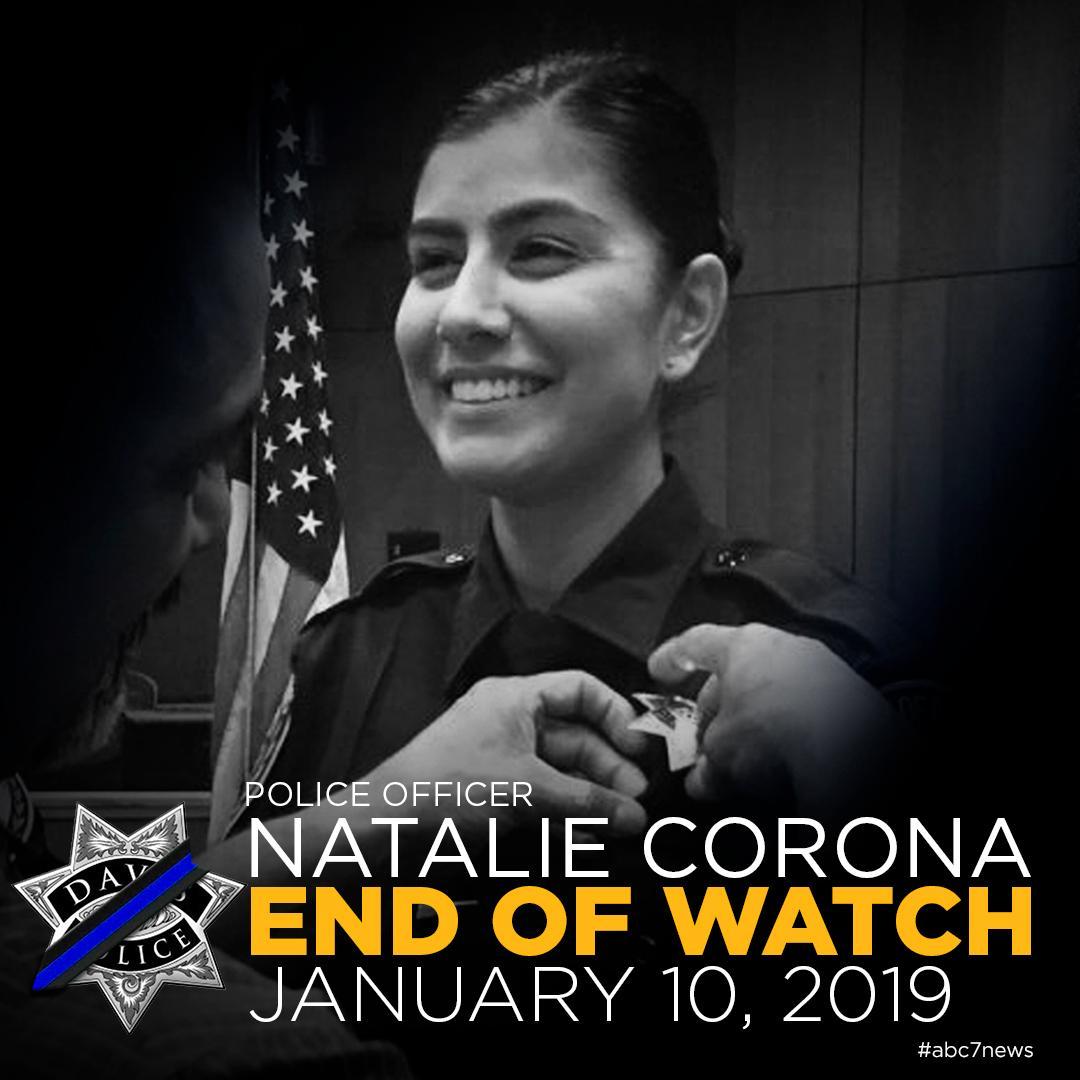 ABC13 Houston's photo on Officer Corona
