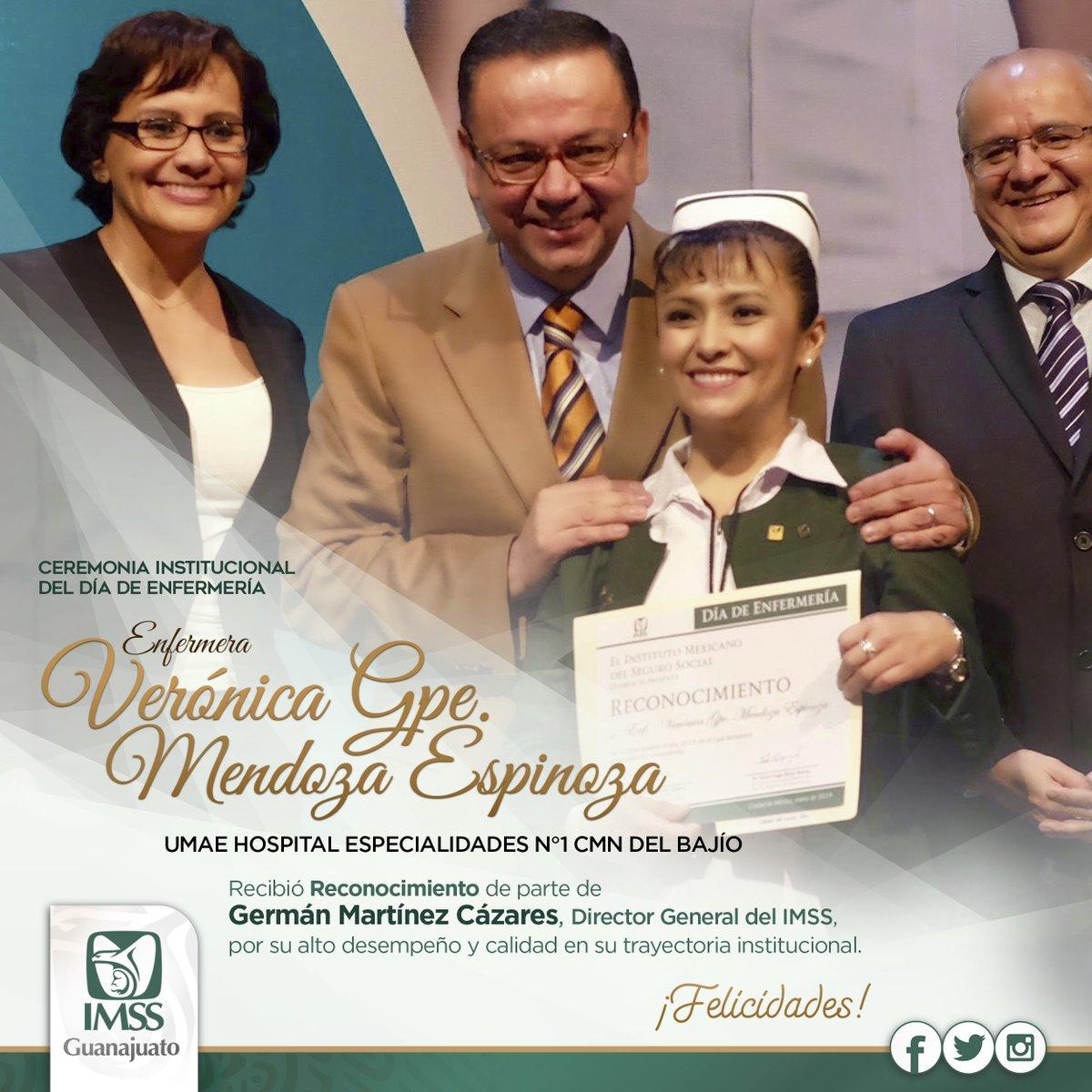 IMSS Guanajuato's photo on Día de la Enfermera