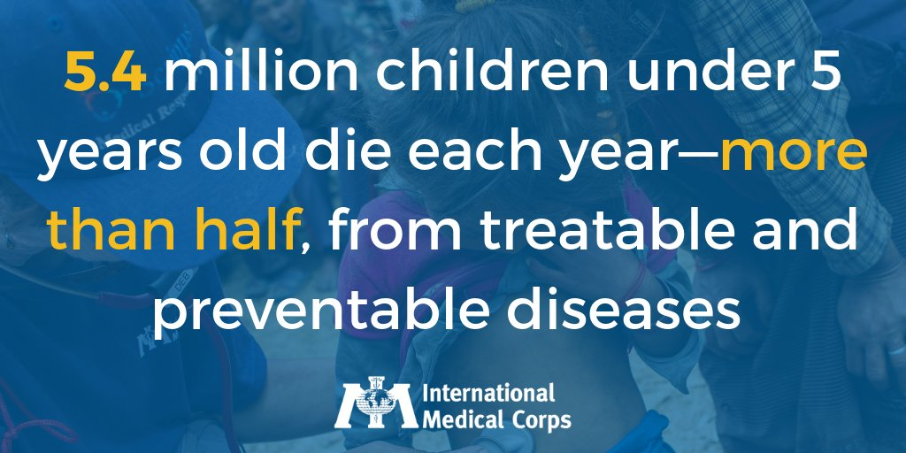 International Medical Corps's photo on #FactFriday