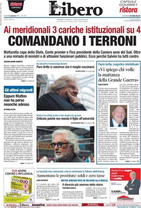 Leone da Pastiera's photo on #Feltri
