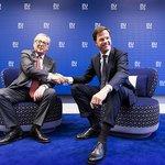 #Juncker Twitter Photo