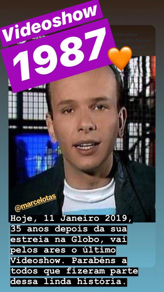 Marcelo Tas's photo on #VídeoShow