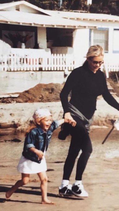 And Happy Birthday to my momma, Yolanda Hadid.