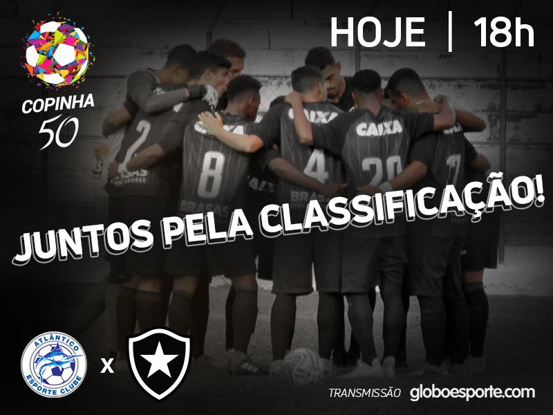 Botafogo F.R.'s photo on atlântico-ba