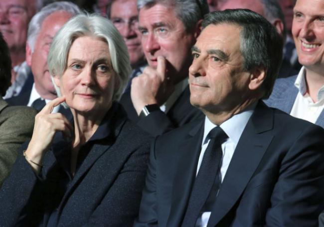 Valeurs actuelles's photo on Fillon