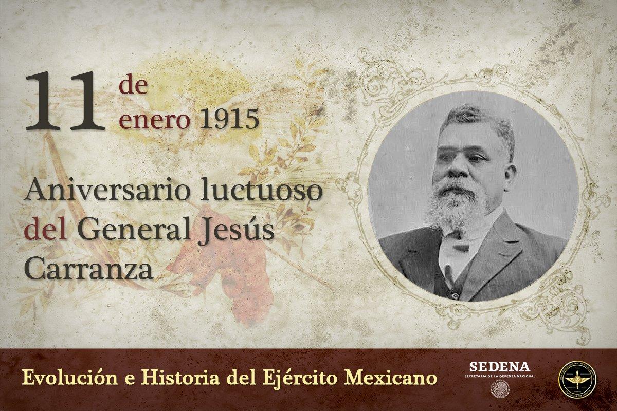 SEDENA México's photo on carranza