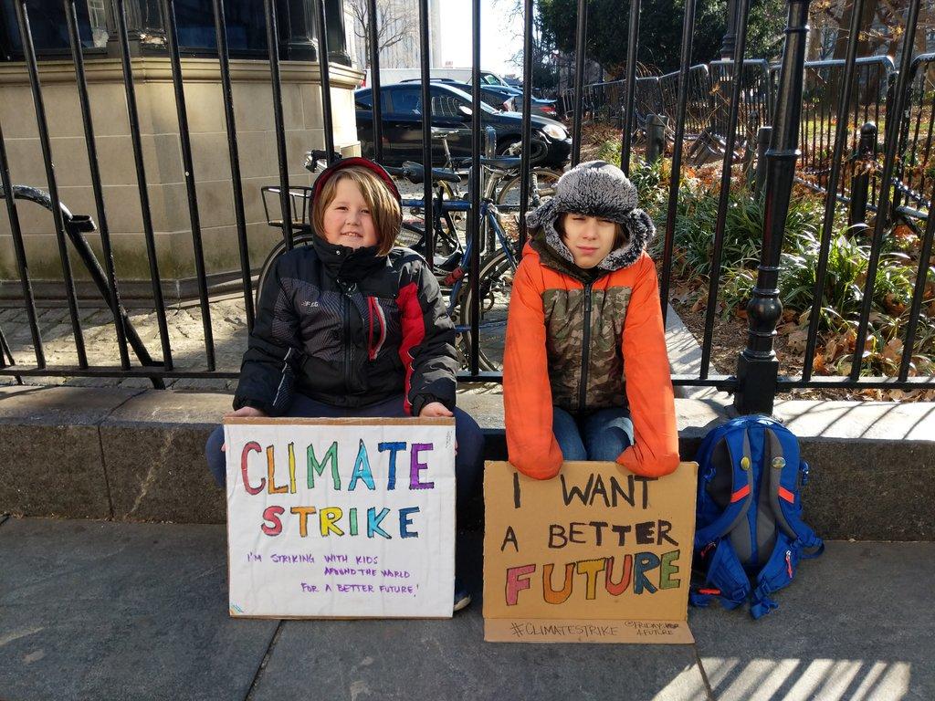zayne on climate strike's photo on #fridaysforfuture