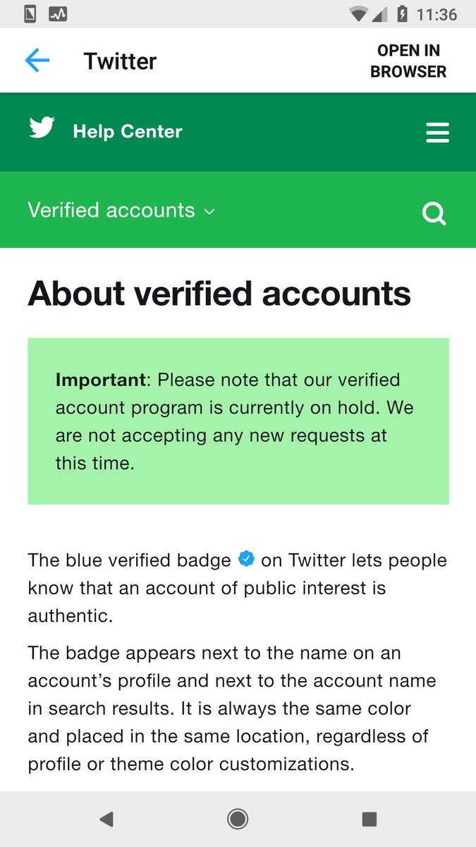 verify my twitter