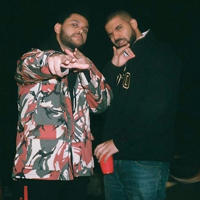 New Branches's photo on The Weeknd