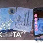 Image for the Tweet beginning: #Kartapp è l' #app per