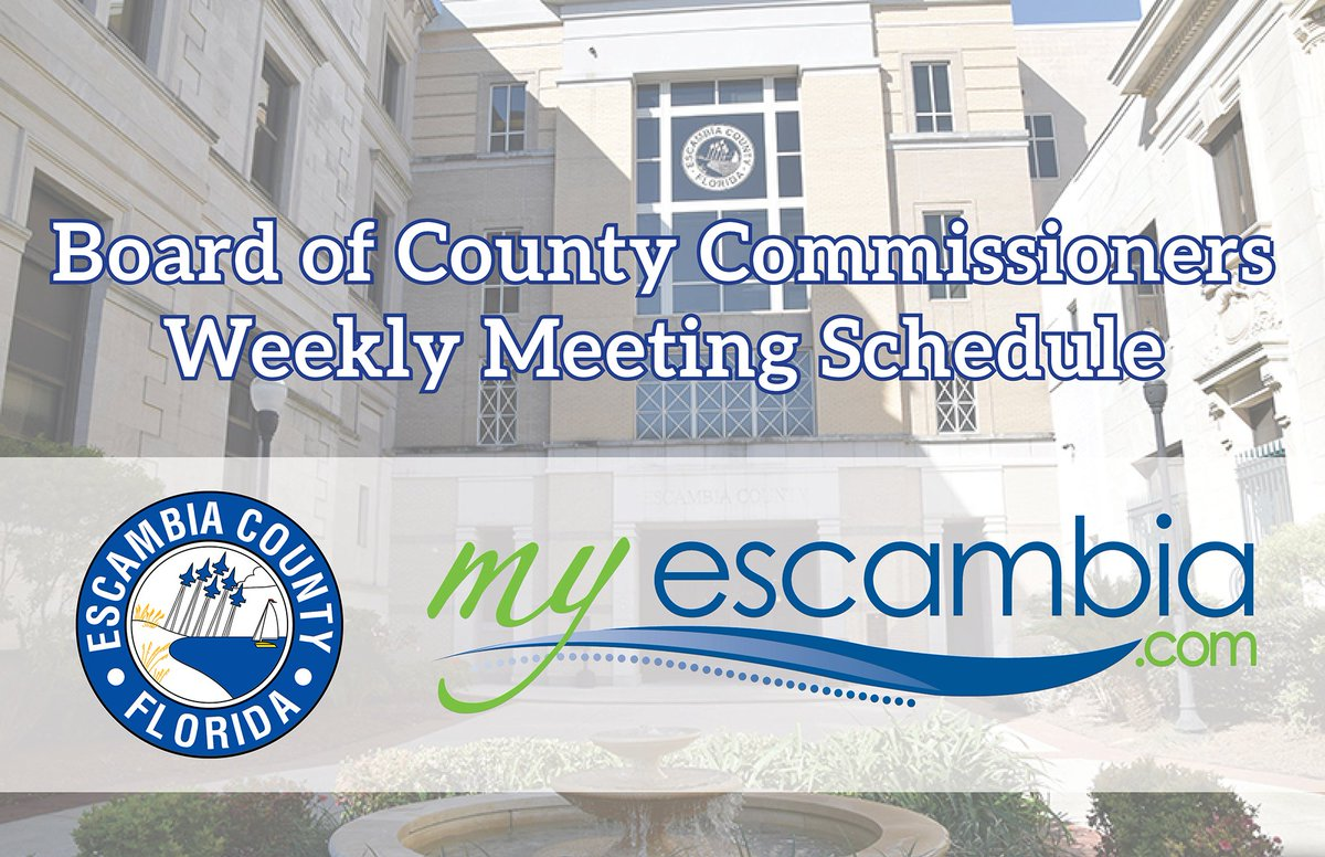 Escambia District 3 Mydistrict3 Twitter