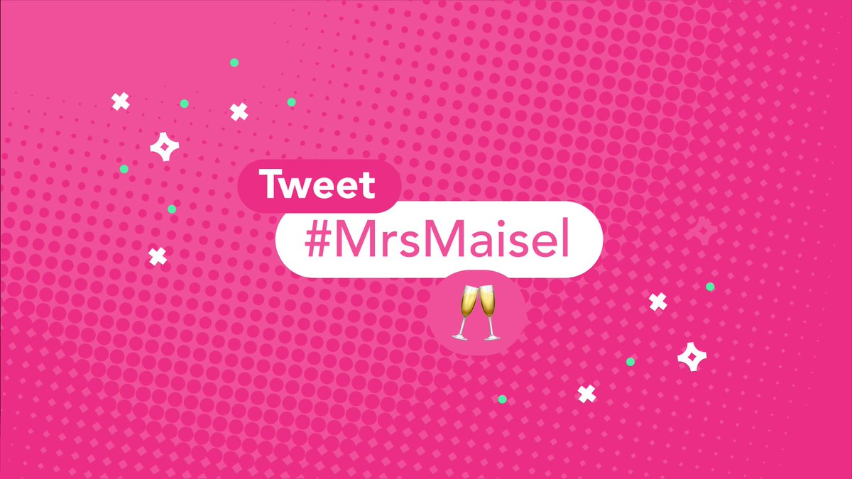 We&#39;re teaming up with @MaiselTV to celebrate their second year in a row of #GoldenGlobes  wins!  We&#39;re giving out bottles of champagne so you can join in on the party. Tweet #MrsMaisel  +  to get yours delivered now!<br>http://pic.twitter.com/WCQoPR0Ug1