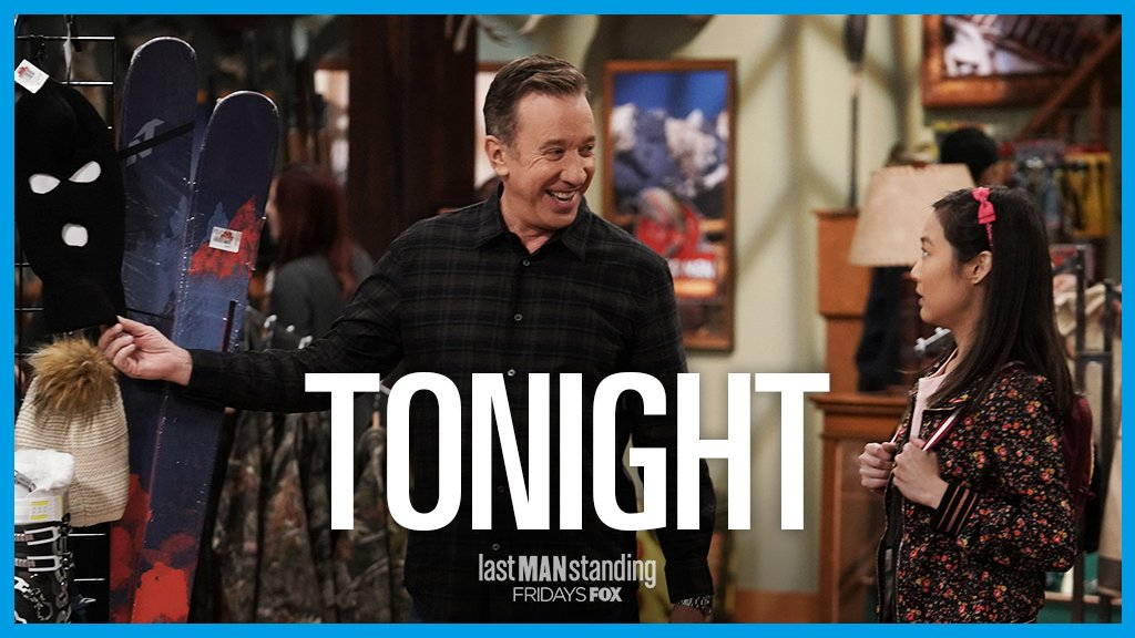I know what my plans are tonight, do you?? #LastManStanding #TGIF #TGIFSHOW @LastManStanding #soexcited<br>http://pic.twitter.com/HcuAE8VQAt