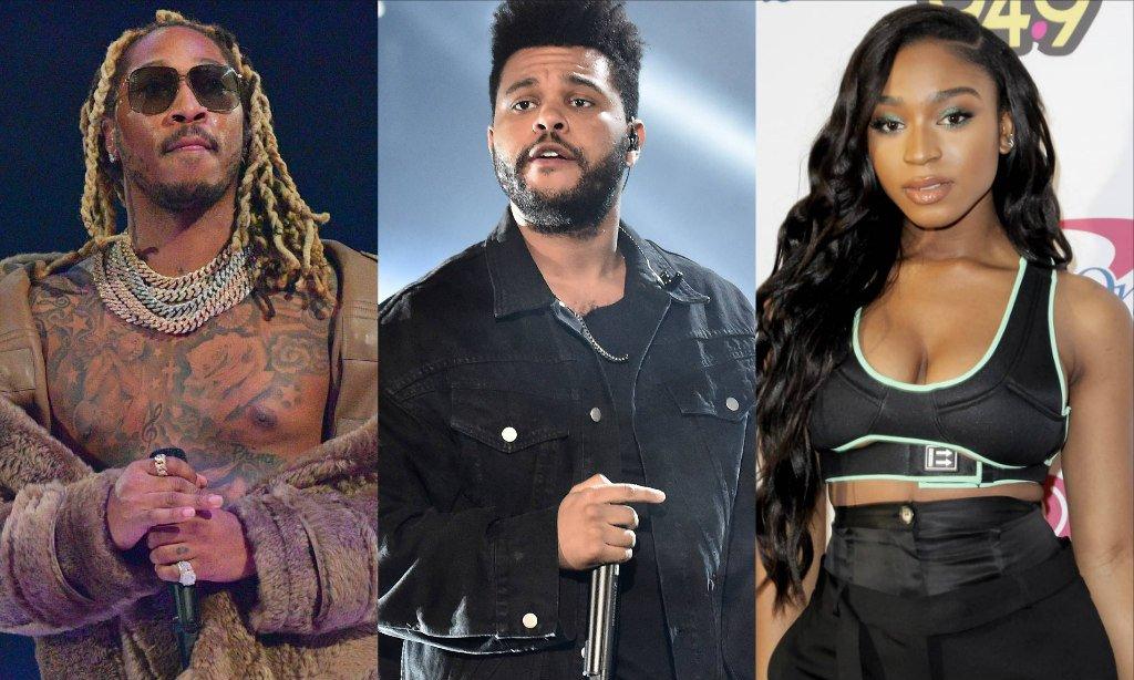 Vibe Magazine's photo on The Weeknd