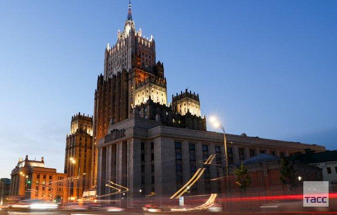 В МИД России назвали ключевое условие для заключения мирного договора с Японией: Фото