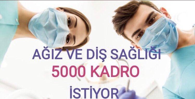 Ağız ve Diş Sağlığı Platformu's photo on CevreSaglık Tekniker500alım