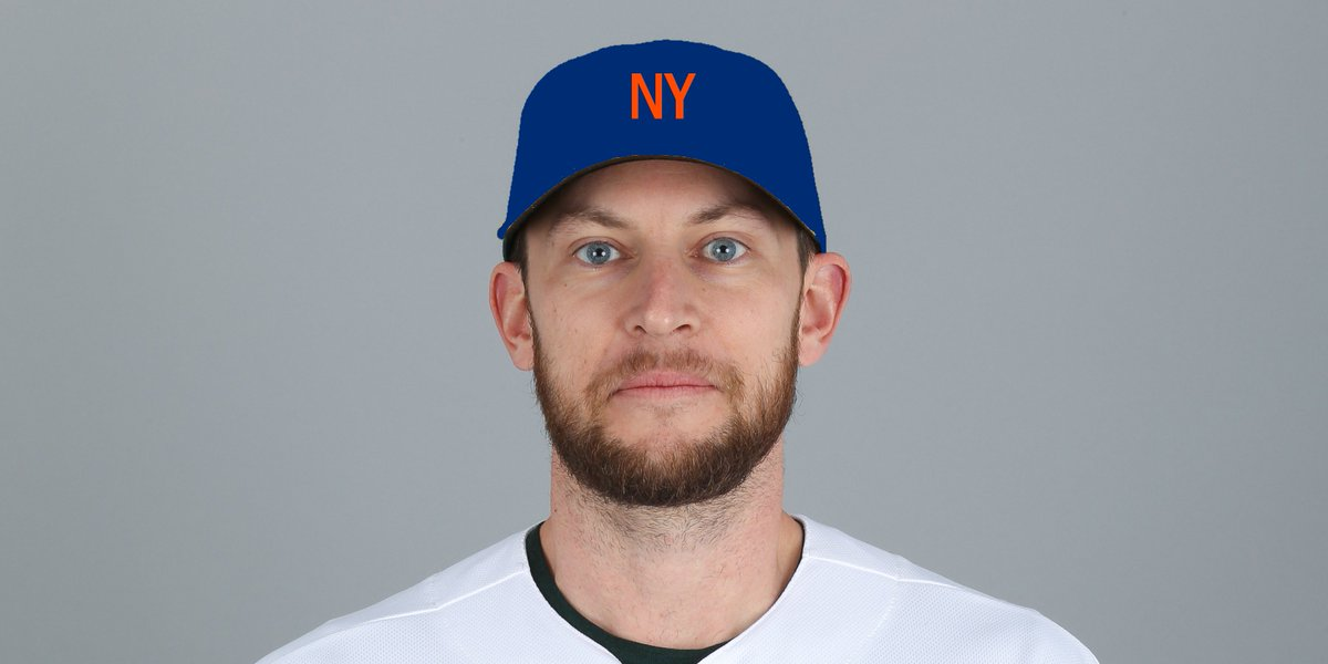 Welcome to Queens, Jed!  Here's the first look at the newest Met.