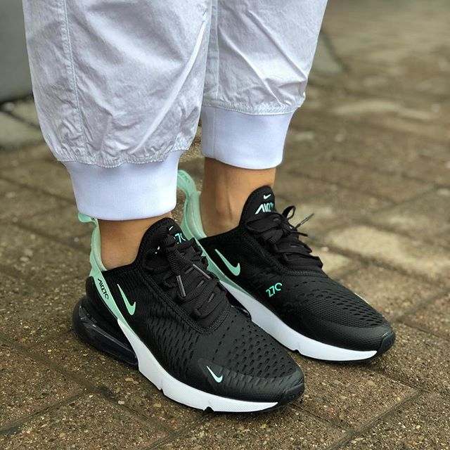 "Spring 2019 Collection Womens Nike Air Max 270 ""Tiffany"