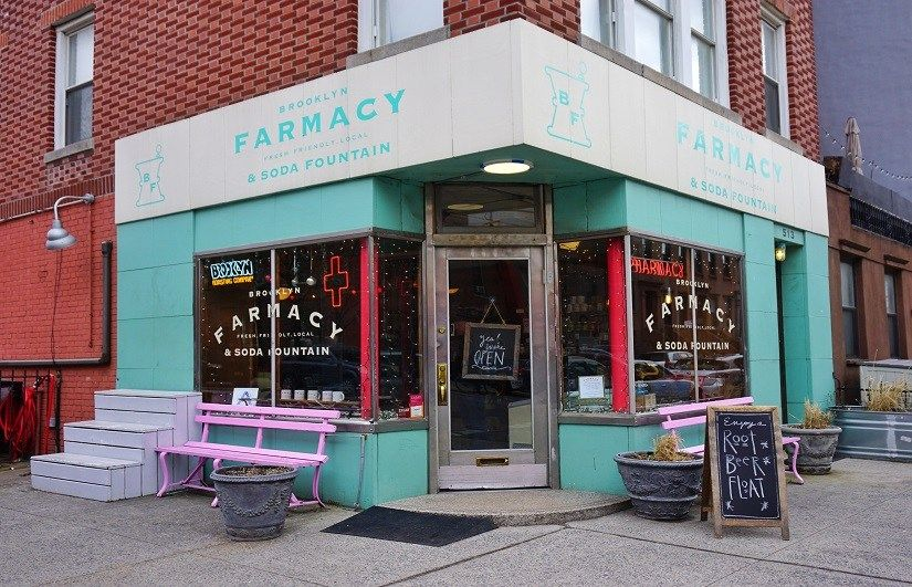Looking for something fun to do this weekend? Why not take a step back in time by visiting an old school soda fountain? Come and see why @BrooklynFarmacy deserves a visit --->   https:// buff.ly/2TkPxPH      #FridayFunDay #brooklyn #thingstodoinNYC <br>http://pic.twitter.com/4u2DZlrwHZ