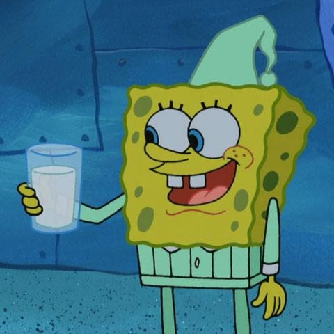 Where does milk come from in Bikini Bottom? #NationalMilkDay