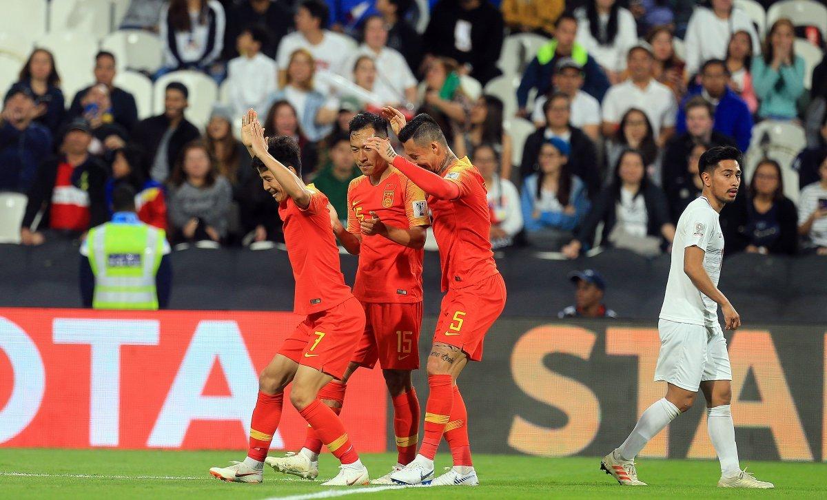 Shalom Sports's photo on Wu Lei