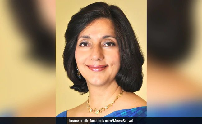 Meera Sanyal, banker-turned-politician dies at 57 https://t.co/KbAE0qoJy1