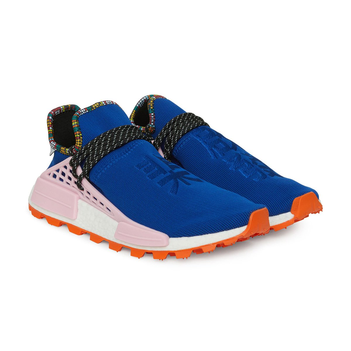 61ffcb2cd adidas x Pharrell Williams Solar Hu NMD  Inpiration pack  On Sale For As  Low As £158 At SJS (RRP £225) Power Blue    http   bit.ly 2AFwwAS Core Black     ...