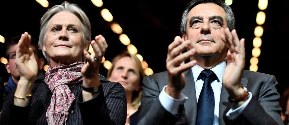 Le Point's photo on Affaire Fillon