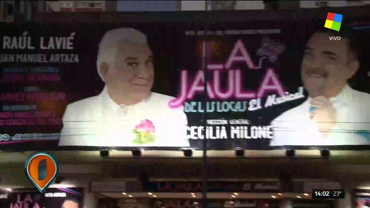 América TV 📺's photo on Raúl Lavié