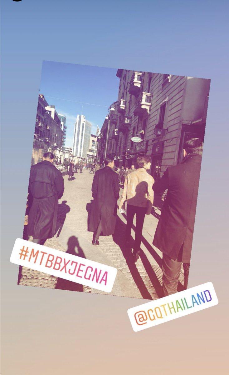 MARKORN™❄️'s photo on #GQThailandxMTBB