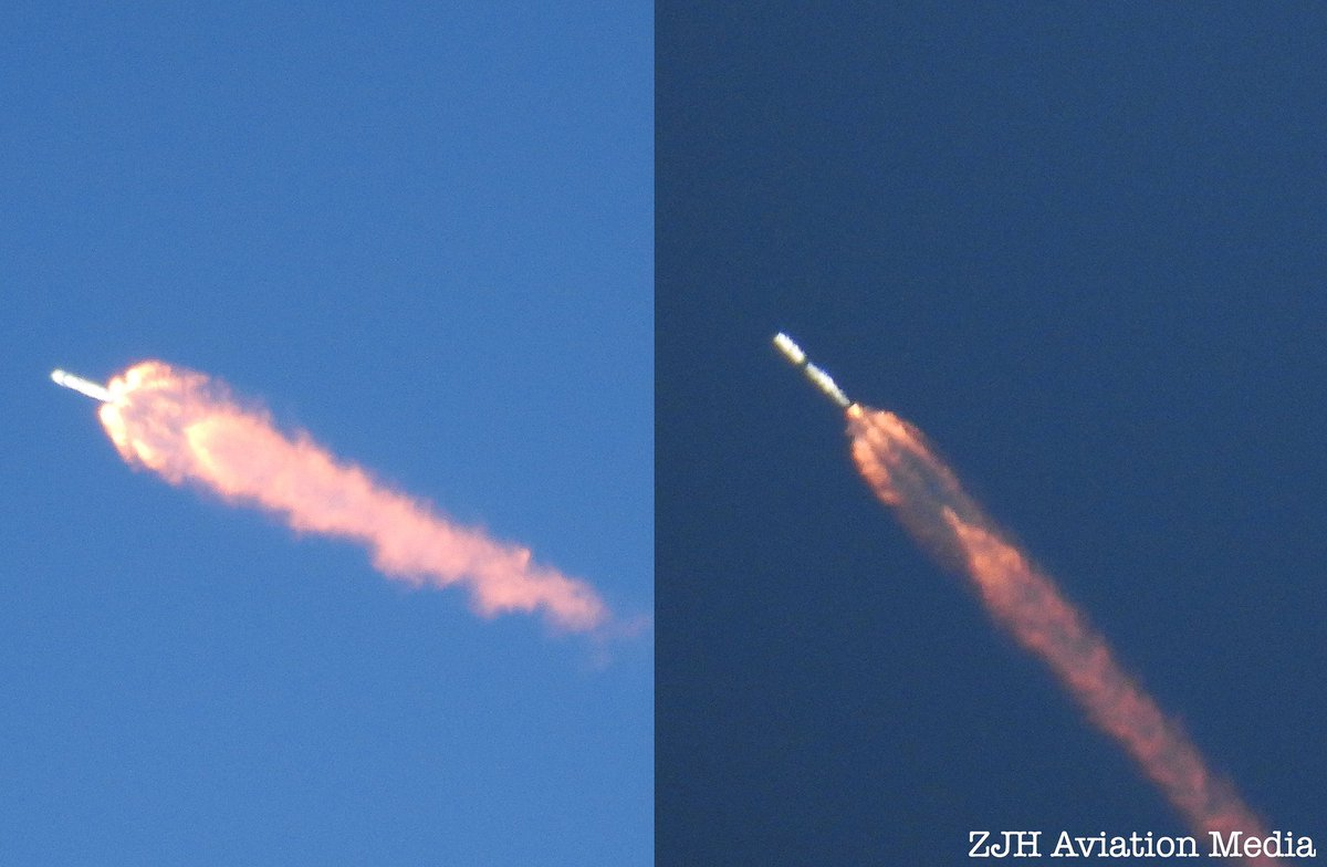 ZJH Aviation Media's photo on #Falcon9