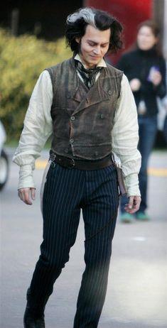 Pauline Weston's photo on Johnny Depp