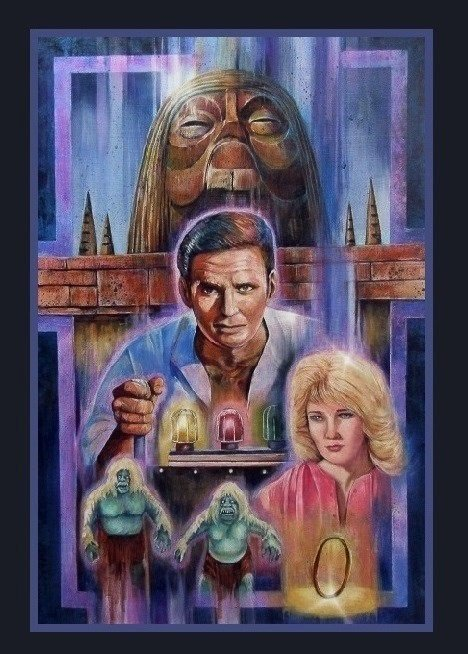Happy Birthday Rod Taylor, I hope you like the oil painting I did of you.