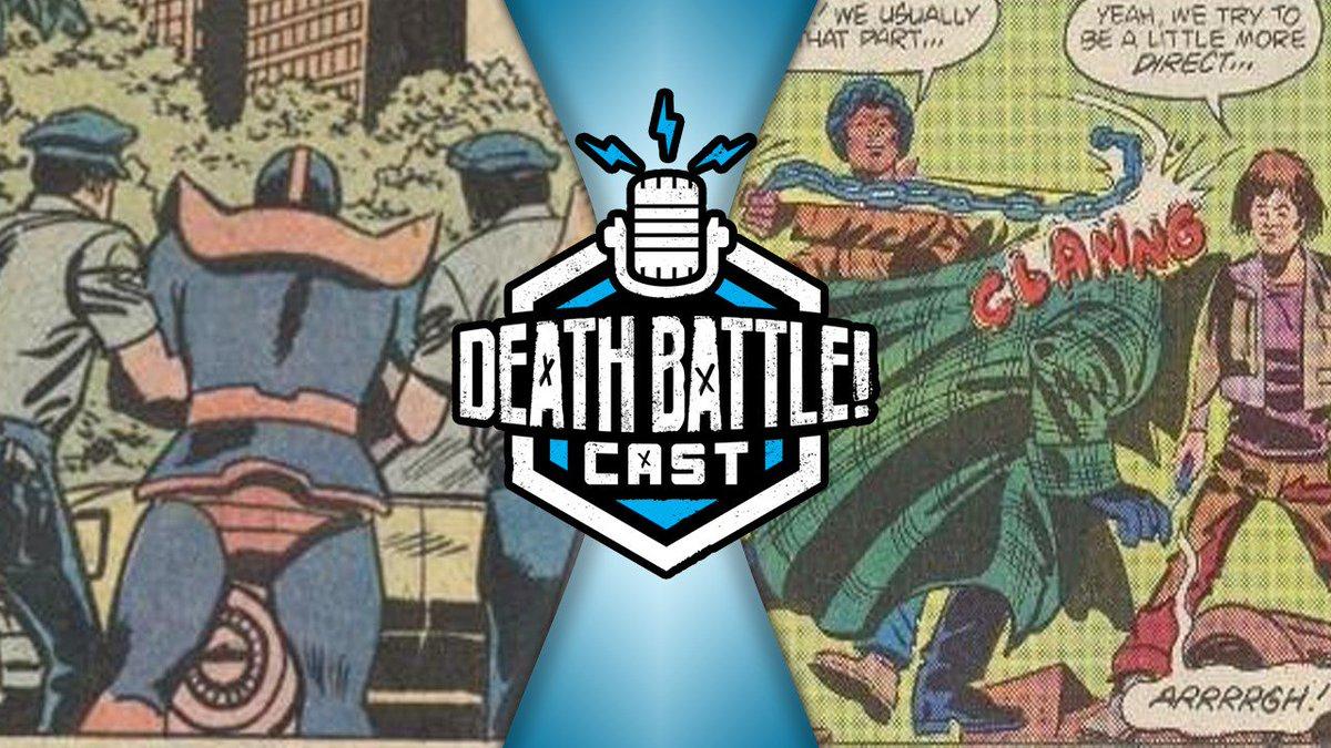 DEATH BATTLE! on Twitter: