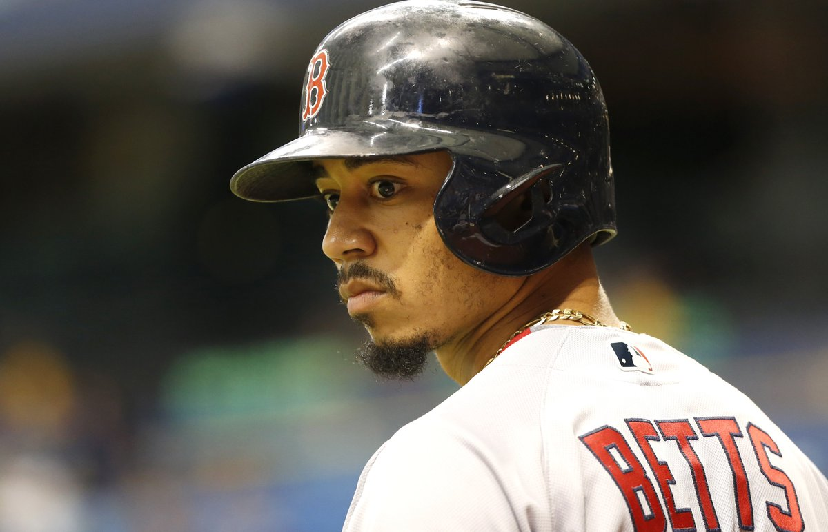 MLB Trade Rumors's photo on Mookie Betts