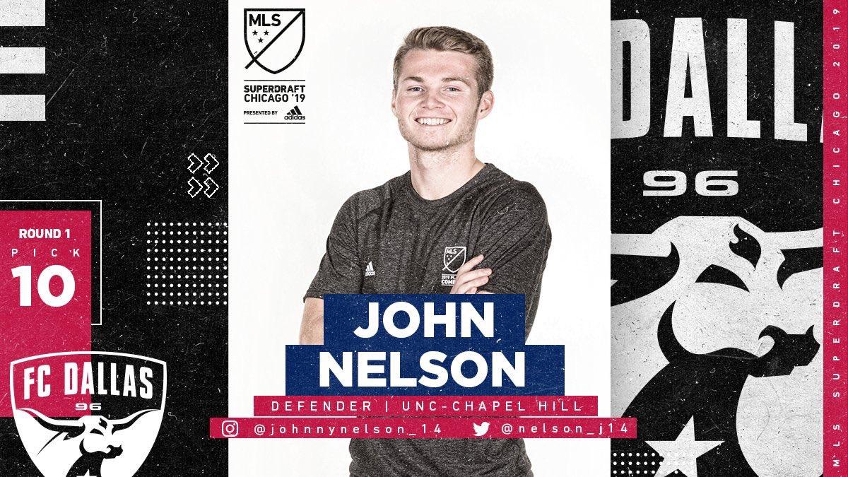 Johnny Nelson's photo on #superdraft
