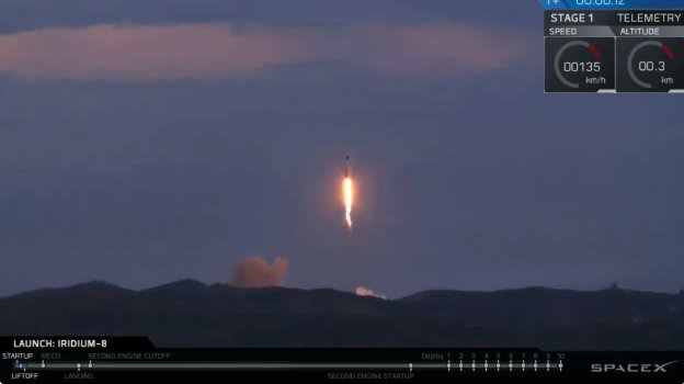 KSBY's photo on falcon 9