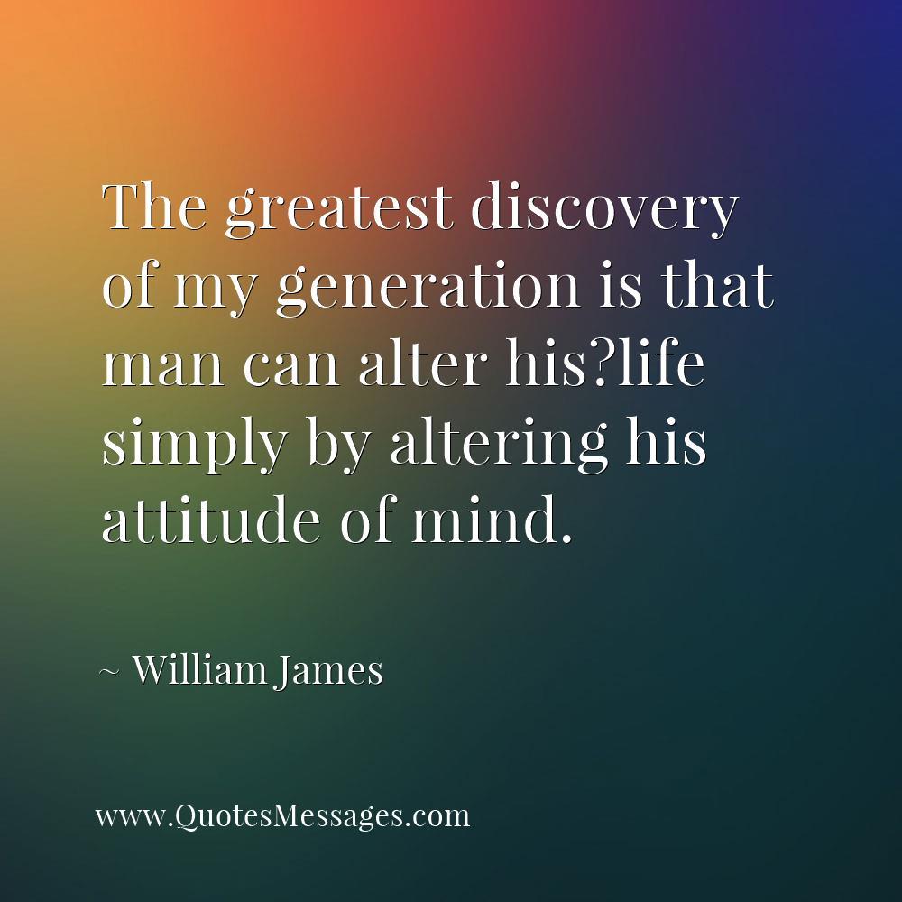 Stream of Quotes's photo on william james