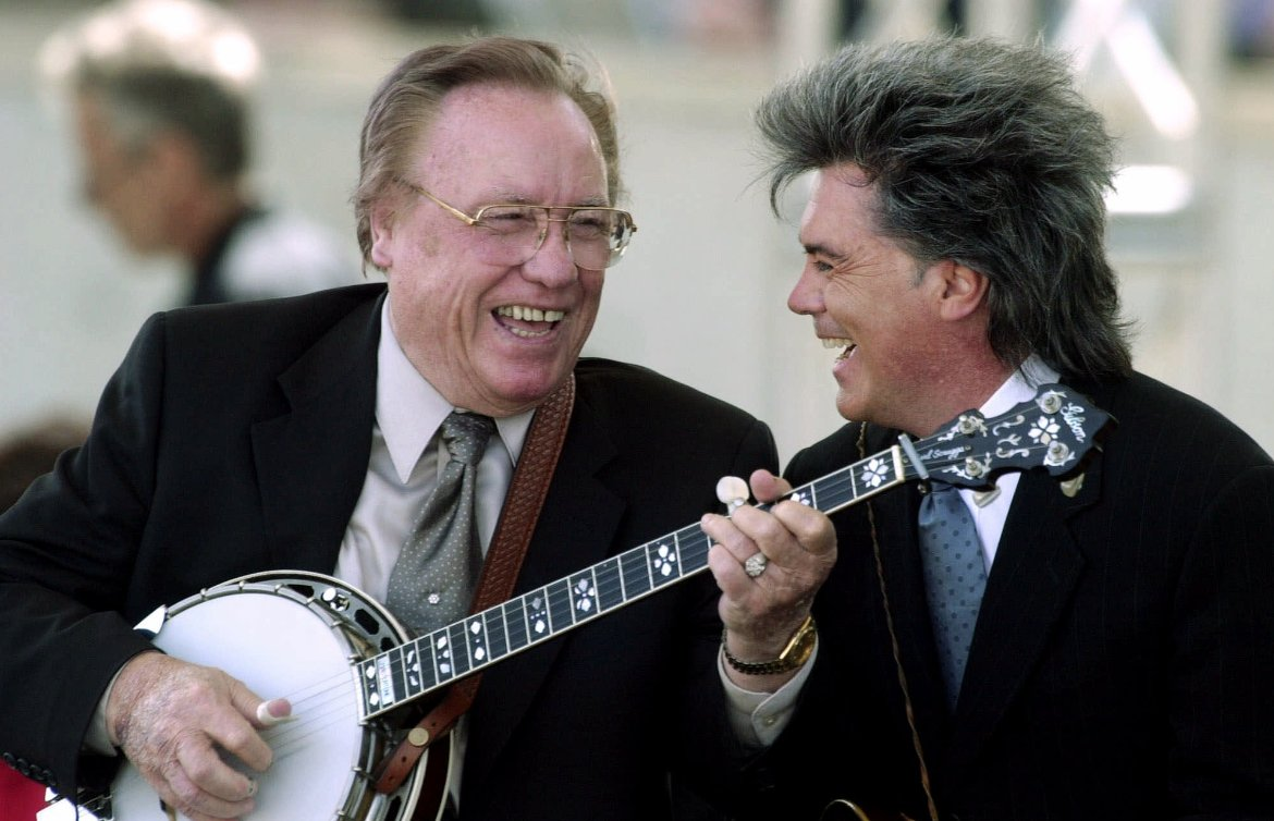 Rolling Stone's photo on Earl Scruggs