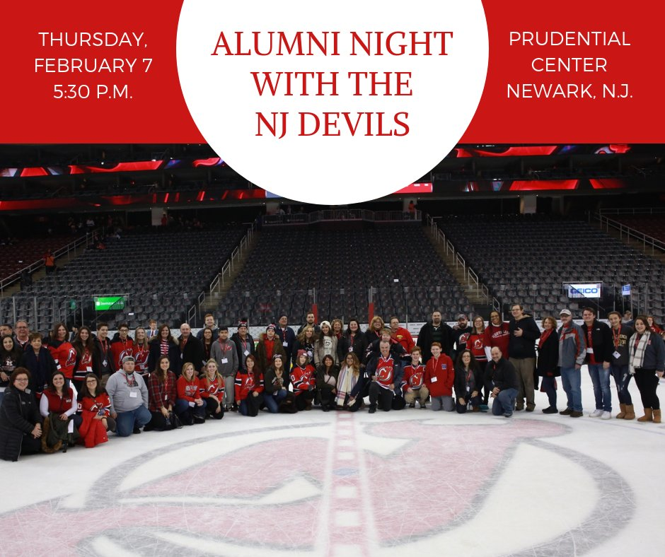 Montclair State Alumni's photo on devils