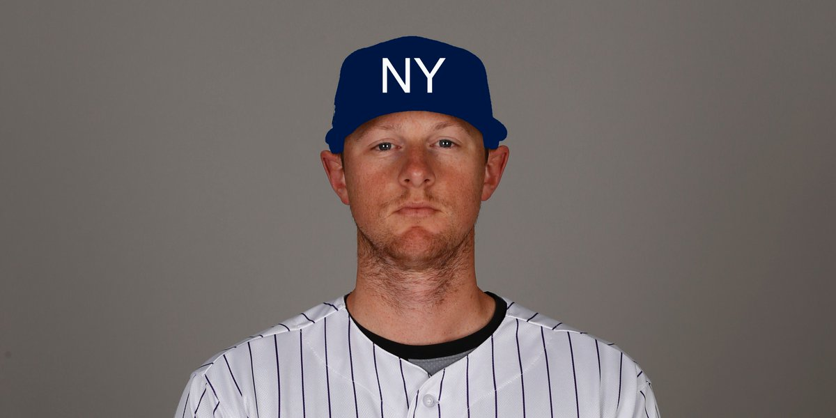 🎶Start spreading the neeeeews... 🎶  Let's take a first look at newest Yankee, DJ LeMahieu.