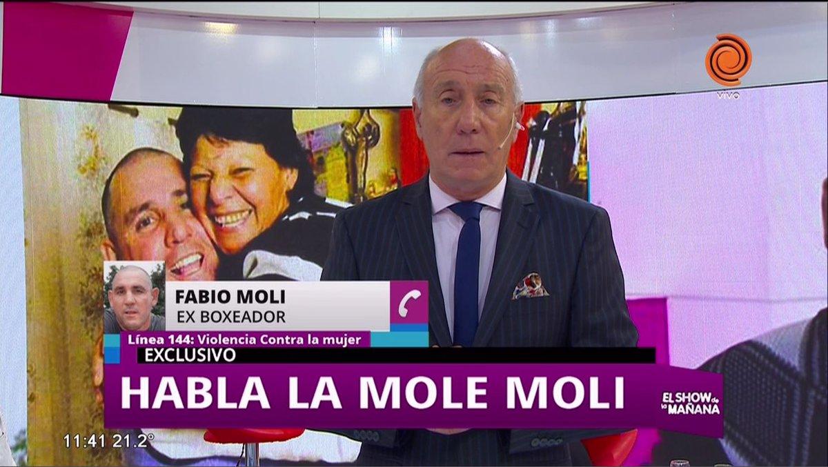 El Show de la Mañana's photo on La Mole Moli